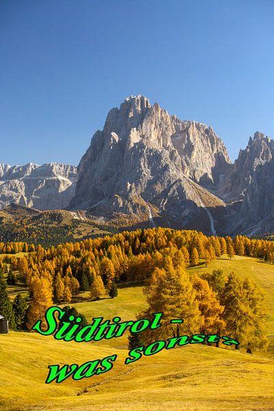 Südtirol - was sonst? von Rudolf Brandstätter