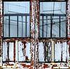 Detail van een venster van Sigrid Klop thumbnail