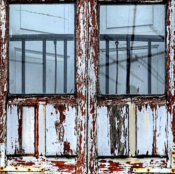 Detail van een venster
