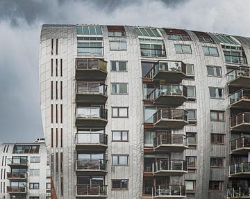 Segelhäuser von Wim Mourits