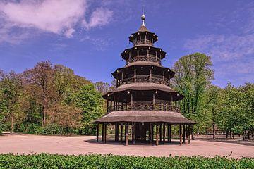 Chinesischer Turm Englischer Garten München