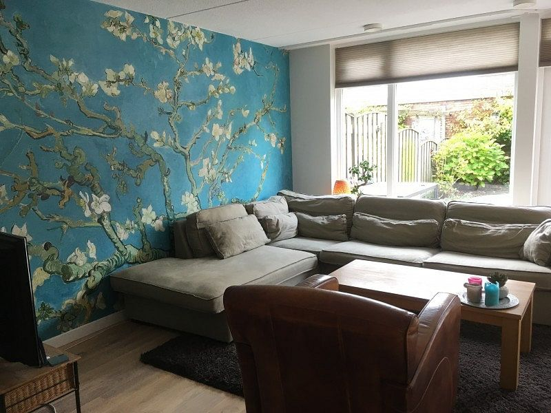 Kundenfoto: Mandelbaum in Blüte - Vincent van Gogh von Hollandse Meesters