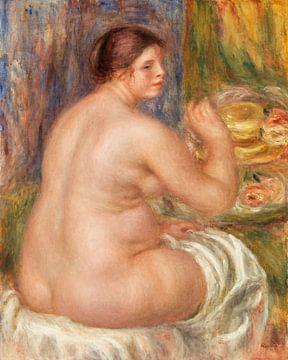 Bareback, Renoir (1917) von Atelier Liesjes