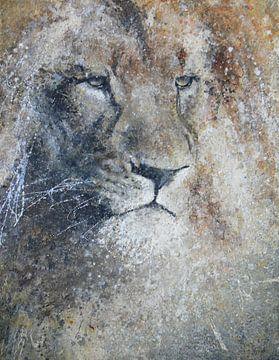 Löwe von Peter van Loenhout