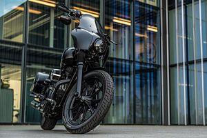 Harley Davidson von Bas Fransen