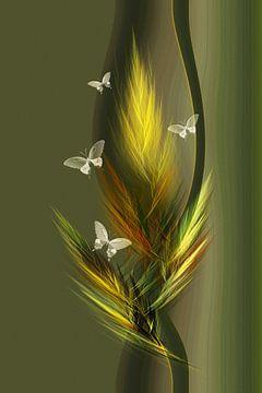 Magical Butterflies van