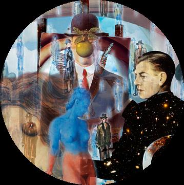 Masters at work, Rene Magritte van Giovani Zanolino