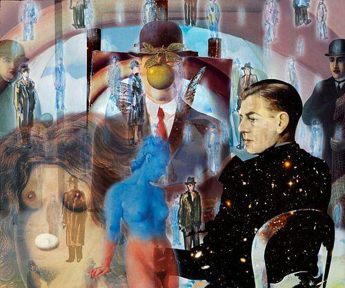 Masters at work, Rene Magritte von Giovani Zanolino