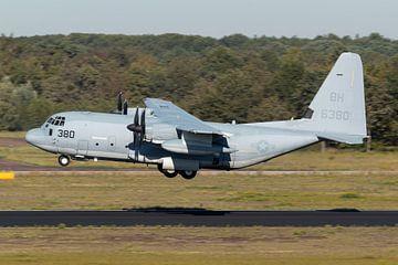 United States Marine Corps KC-130J Hercules van Dirk Jan de Ridder