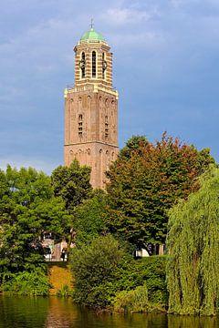 Peperbus te Zwolle van Anton de Zeeuw