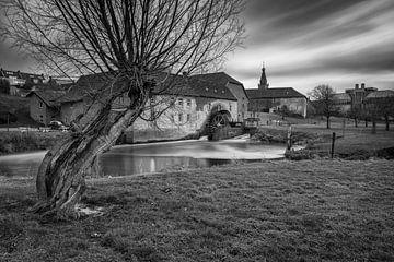 Wassermühle Wijlre von Rob Boon