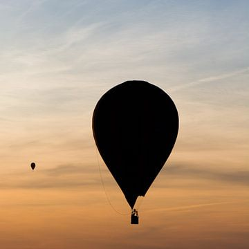 Ballooning sur Olivier Chattlain