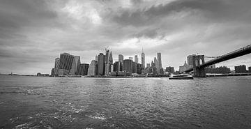 Ligne d'horizon de NYC sur Stefan Bauwens Photography
