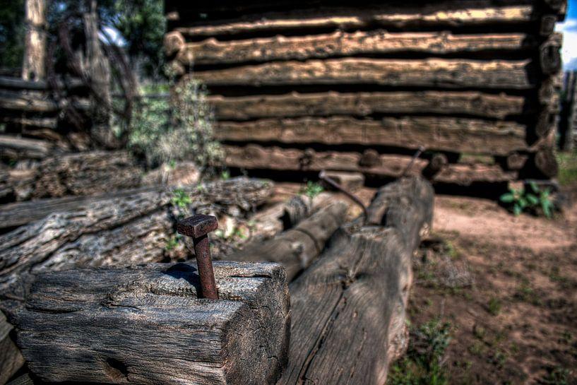 De vergeten spijker van Bergkamp Photography