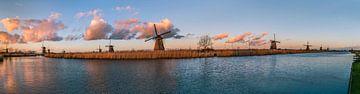 Kinderdijk Mühlen