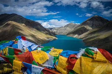 See in Tibet von Roel Beurskens
