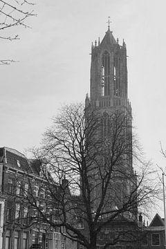 Domtoren in Utrecht von Marcel Boelens