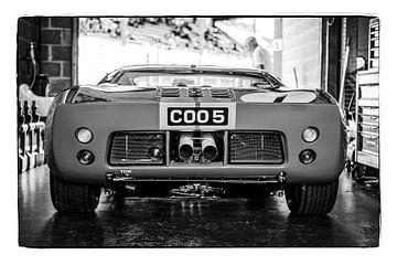 Ford GT40 01 von Aron Nijs