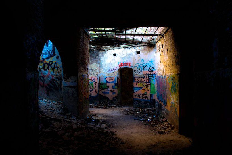 Fort de la Chartreuse von Nats Otten