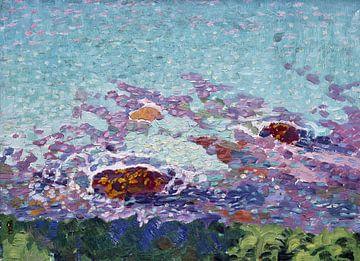 Ozean, Küste, Maurice Denis von Atelier Liesjes