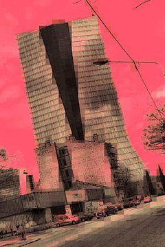 Pink Sky van