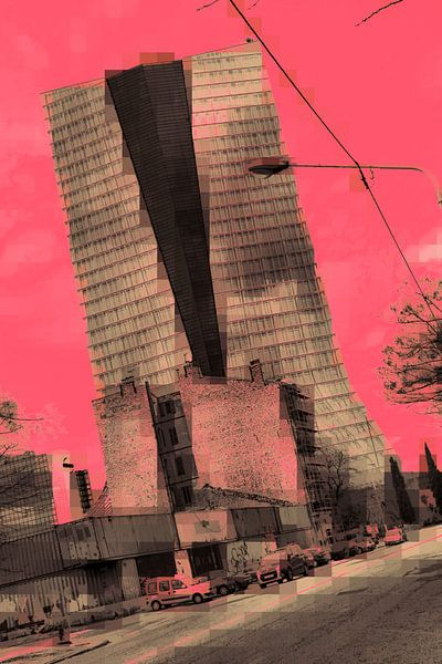 Pink Sky sur Martine Affre Eisenlohr