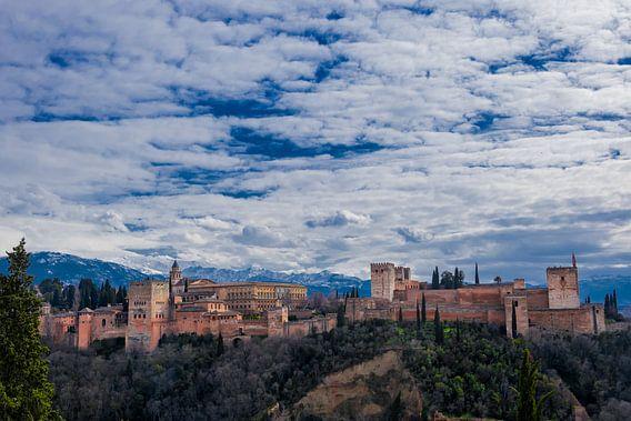 Granada Alhambra van Justin Travel
