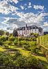 Rosengarten vor dem Residenzschloß Idstein van Christian Müringer thumbnail