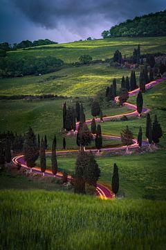 Lichtsnelheid in Toscane van