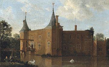 Eine Ansicht von Schloss Ilpenstein, Joris van der Haagen