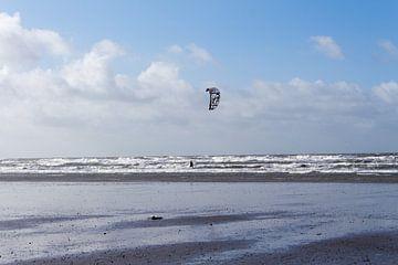 Kitesurfen alleen