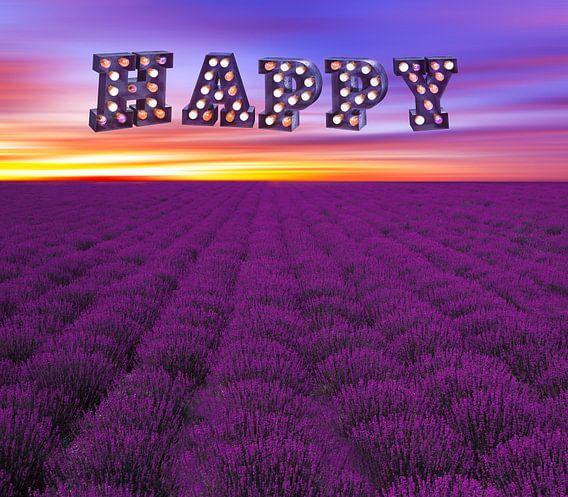Happy van Jacky Gerritsen