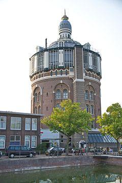 Watertoren Rotterdam DWL van