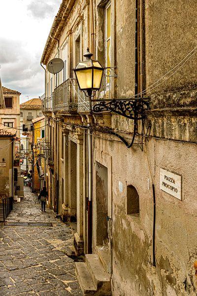 steegjes Italie - 12 van Dick Jeukens