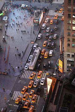 Taxis New York von Robert Styppa