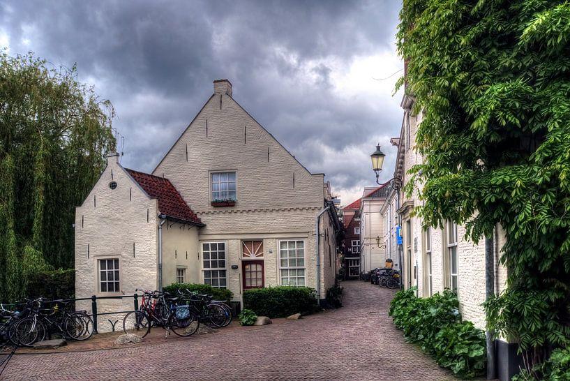 Muurhuizen historique Amersfoort sur Watze D. de Haan