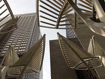 Calgary downtown - Canada   van Tonny Swinkels
