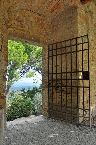 Port of San Gimignano van Paul van Baardwijk