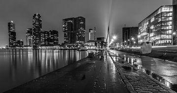 Rijnhaven, Rotterdam sur Peter Hooijmeijer