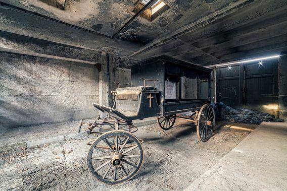The last ride van Michael Schwan