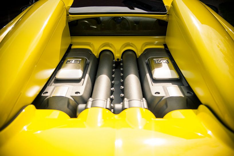 W16 - quad Turbo van Sytse Dijkstra
