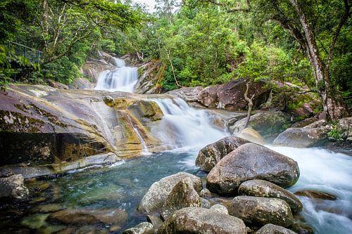 Josephine Falls watervallen