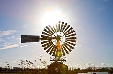 Windmolen  von Mirjam van der Linden