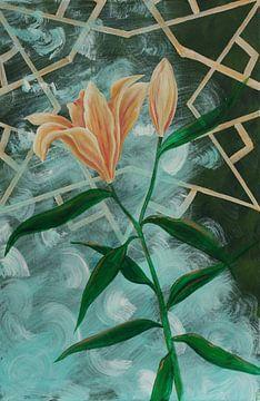 Lilien von sarah Loecker