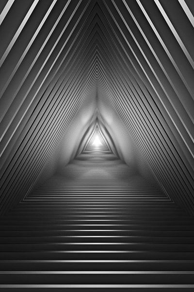 Oneindigheid van Jonathan Schöps | UNDARSTELLBAR