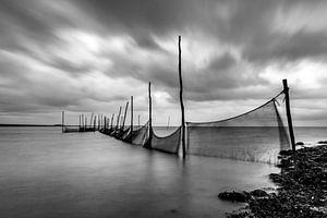 Visserij bij Texel van