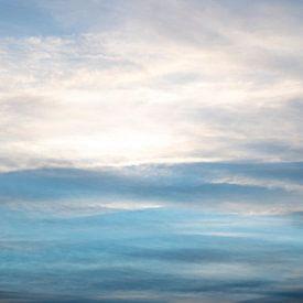 Verträumte Wolken. von Christa Stroo fotografie