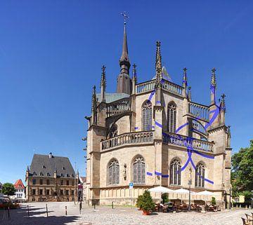 Marienkirche, Rathaus, Osnabrück, Kirche