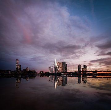 réflexion de Rotterdam sur Jeroen Mikkers