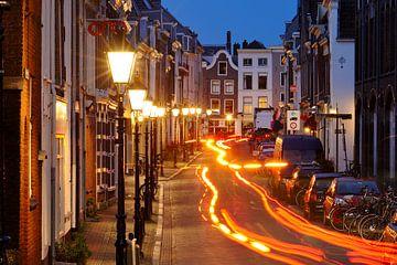 Lange Smeestraat in Utrecht sur Donker Utrecht